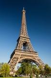 Torre Eiffel di Parigi Fotografie Stock Libere da Diritti