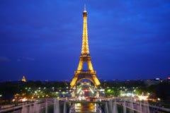 A torre Eiffel em Paris Imagem de Stock Royalty Free
