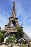Torre Eiffel em Paris Fotos de Stock Royalty Free