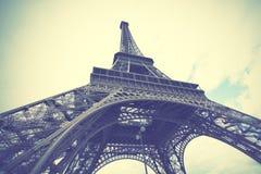 Torre Eiffel em Paris Foto de Stock Royalty Free