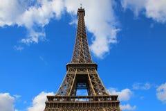 Torre Eiffel em Paris Imagem de Stock