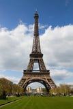 Torre Eiffel em Paris Imagens de Stock