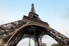 Torre Eiffel em Paris Fotografia de Stock