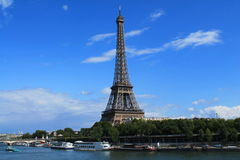 A torre Eiffel em Paris Foto de Stock Royalty Free