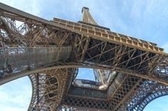Torre Eiffel em Paris, France Imagem de Stock Royalty Free