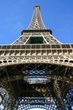 Torre Eiffel en la ciudad de París, Francia fotos de archivo