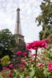 Torre Eiffel en París imágenes de archivo libres de regalías