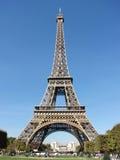 Torre Eiffel en París - Francia Imágenes de archivo libres de regalías