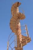 Torre Eiffel - escaleras originales Imagen de archivo