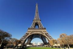 Torre Eiffel famosa Immagine Stock
