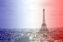 Torre Eiffel, france Imagens de Stock Royalty Free