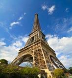 Torre Eiffel Francia di Parigi Immagine Stock Libera da Diritti