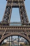 Torre Eiffel, Francia, Europa Fotografie Stock Libere da Diritti