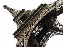 Torre Eiffel isolada Fotografia de Stock