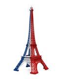 Torre Eiffel isolada Imagem de Stock Royalty Free