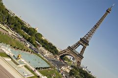 Torre Eiffel. La Francia Immagine Stock Libera da Diritti