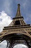 Torre Eiffel. La Francia Immagine Stock