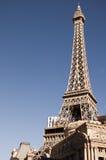 Torre Eiffel, Las Vegas Imagen de archivo libre de regalías
