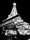 Torre Eiffel a Las Vegas Fotografie Stock