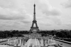 Torre Eiffel, París Imagen de archivo libre de regalías