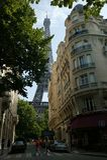 Torre Eiffel - París Fotografía de archivo