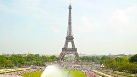 Torre Eiffel, París metrajes