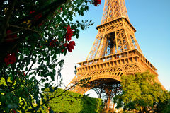 Torre Eiffel París Imagen de archivo libre de regalías