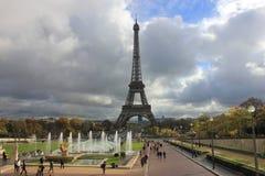 Torre Eiffel París Foto de archivo libre de regalías