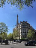 Torre Eiffel París Imagen de archivo