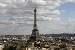 Torre Eiffel París Fotografía de archivo