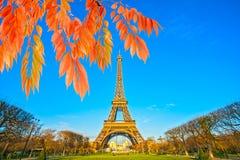 Torre Eiffel, París, Francia imagen de archivo