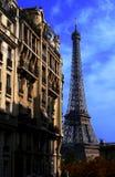 Torre Eiffel - París, Francia Fotos de archivo