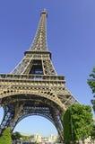 Torre Eiffel, París, Francia fotografía de archivo libre de regalías