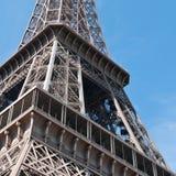 Torre Eiffel, Parigi Fotografia Stock
