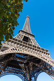 Torre Eiffel, Parigi Immagini Stock