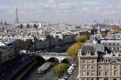 Torre Eiffel Parigi Fotografie Stock Libere da Diritti