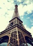 Torre Eiffel Parigi Fotografie Stock