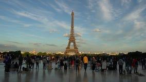 Torre Eiffel a Parigi archivi video