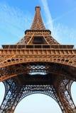 Torre Eiffel a Parigi, Francia. Fotografia Stock