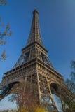 Torre Eiffel, Parigi, Francia Immagini Stock