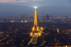 Torre Eiffel, Parigi, Francia Fotografie Stock