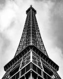 Torre Eiffel, Parigi, Francia Fotografie Stock Libere da Diritti