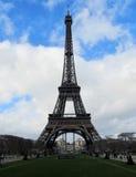 Torre Eiffel, Parigi, Francia Fotografia Stock Libera da Diritti