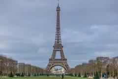 Torre Eiffel, Parigi, Francia Fotografia Stock
