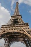 Torre Eiffel, Parigi, Francia, Europa Fotografie Stock Libere da Diritti