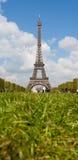Torre Eiffel Parigi, una prospettiva diversa Immagini Stock