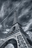 Torre Eiffel (Paris) Fotografia de Stock Royalty Free