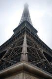 A torre Eiffel, Paris Imagem de Stock