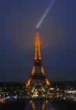 A torre Eiffel, Paris Imagens de Stock Royalty Free