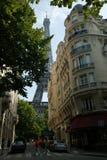 Torre Eiffel - Paris fotografia de stock